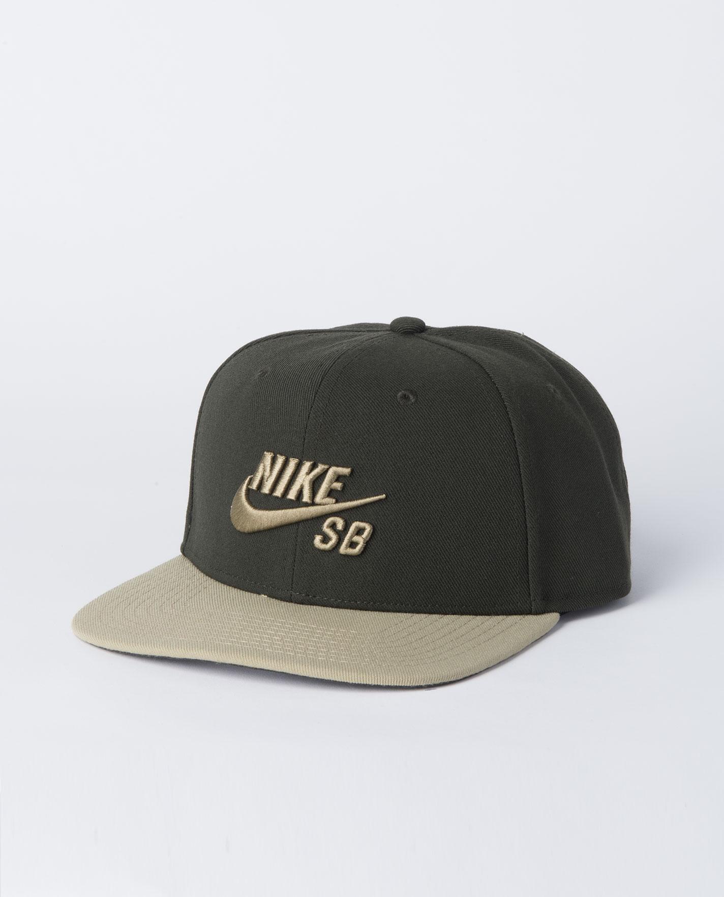 Icon Snapback Cap
