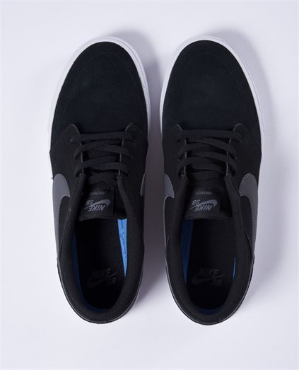 Portmore Solarsoft Black Shoe