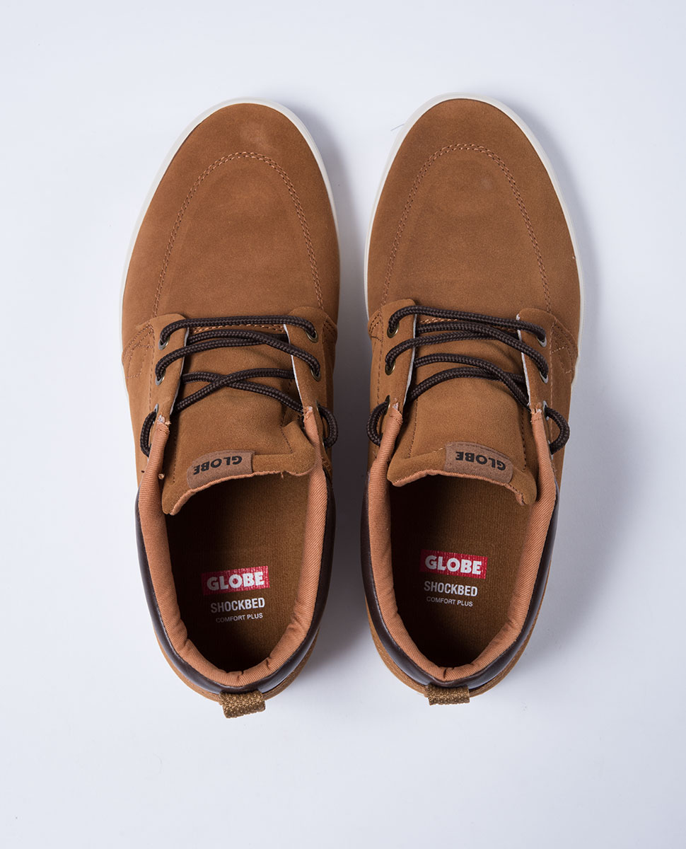 GS Chukka Tan Shoe