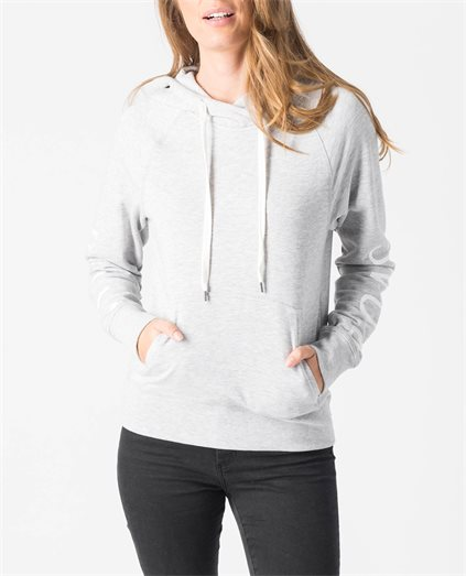 Down The Line Hooded Pullover