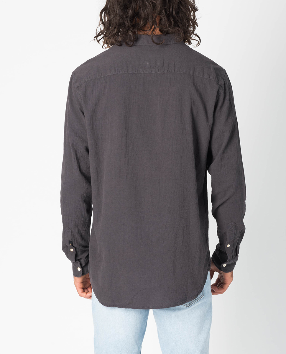 New Time Box Long Sleeve Shirt