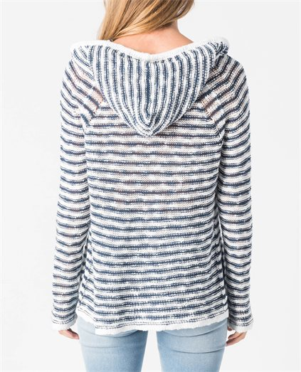 Slouchy Morning Stripe Top