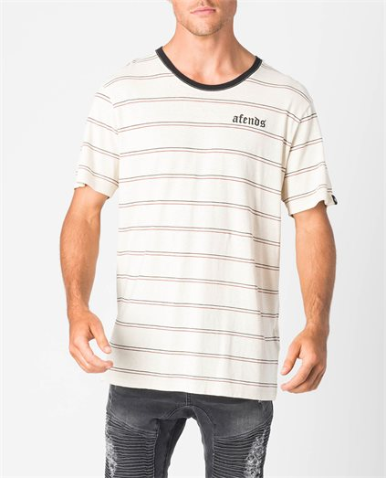 Unrest Hemp Stripe Tee