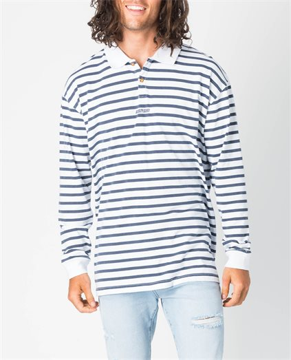 Terrace Long Sleeve Polo