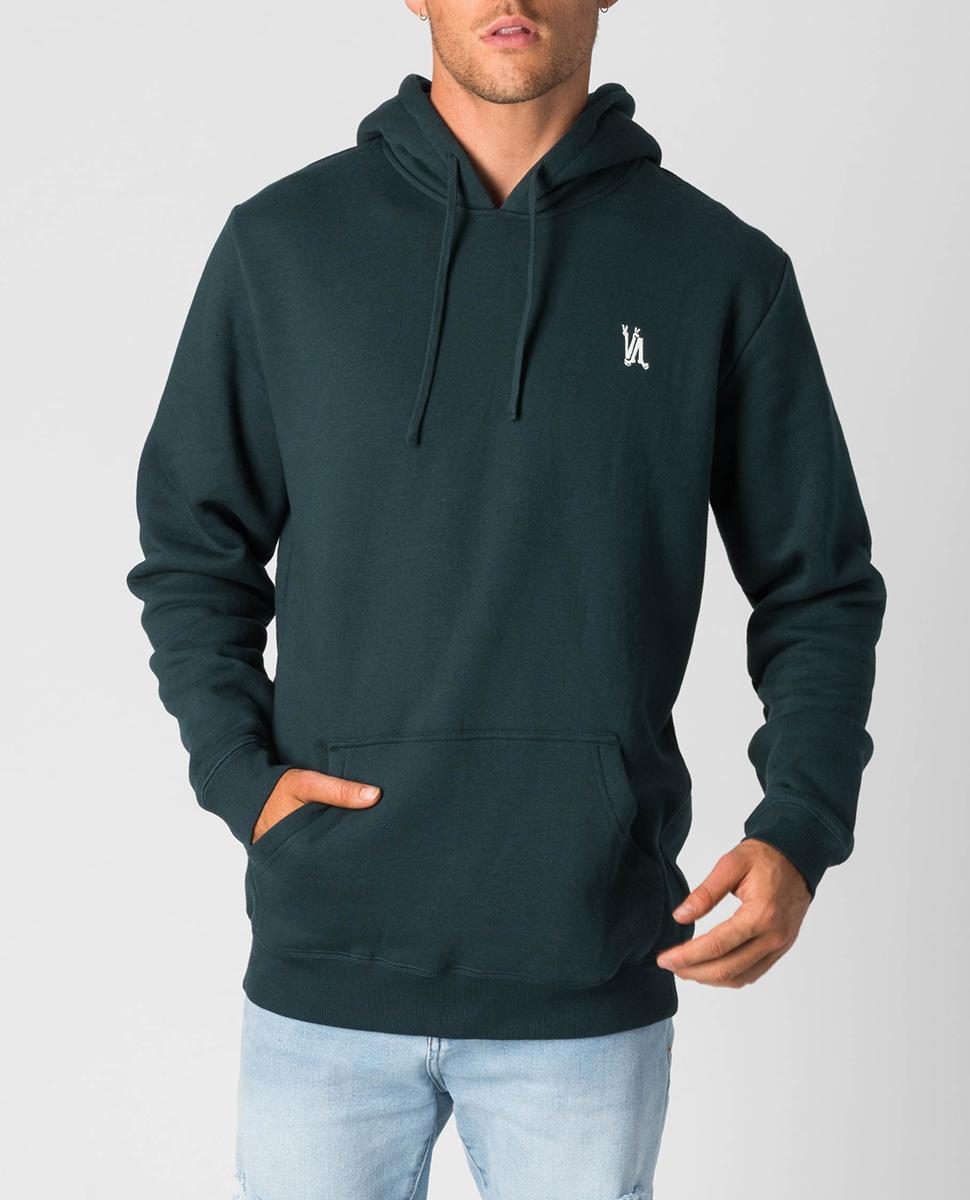 Peace Pullover Hood