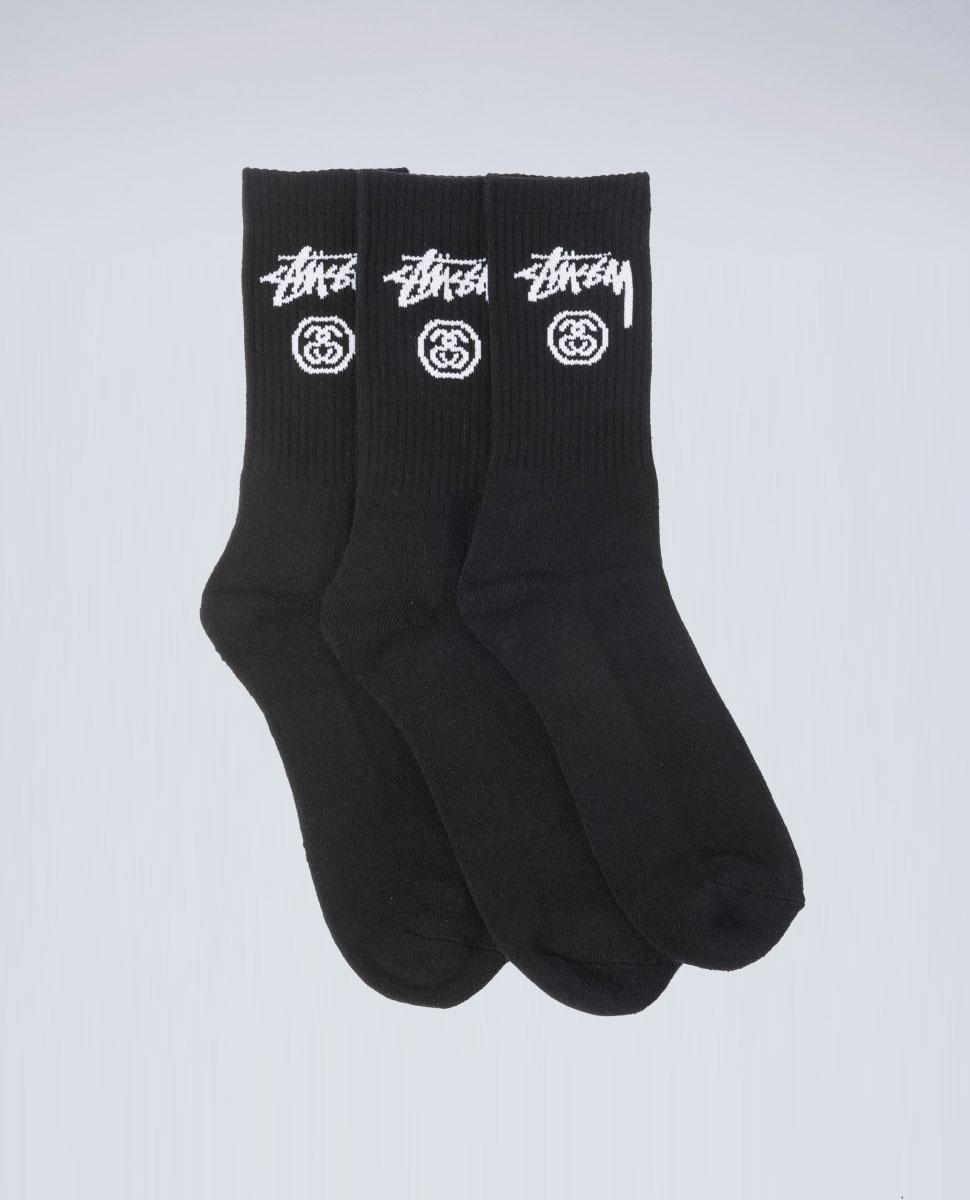 Stock Crew Sock 3Pk