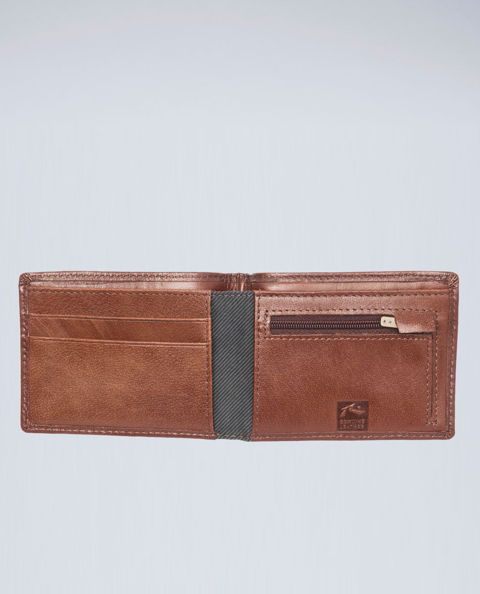 Low River Leather Wallet