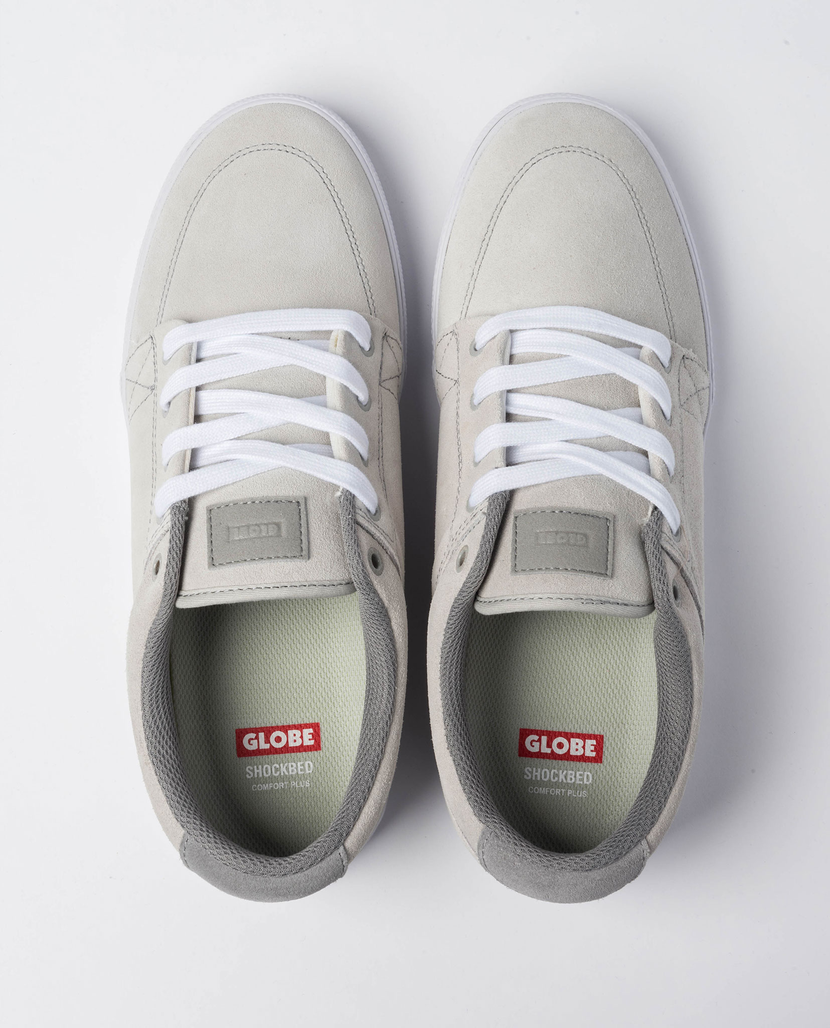 GS Grey Shoe