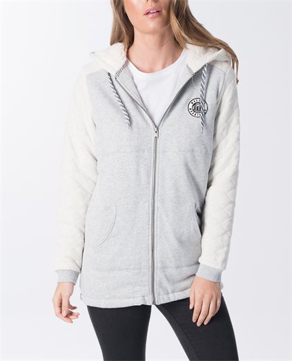 Mountain Stars Zip-Up Hoodie