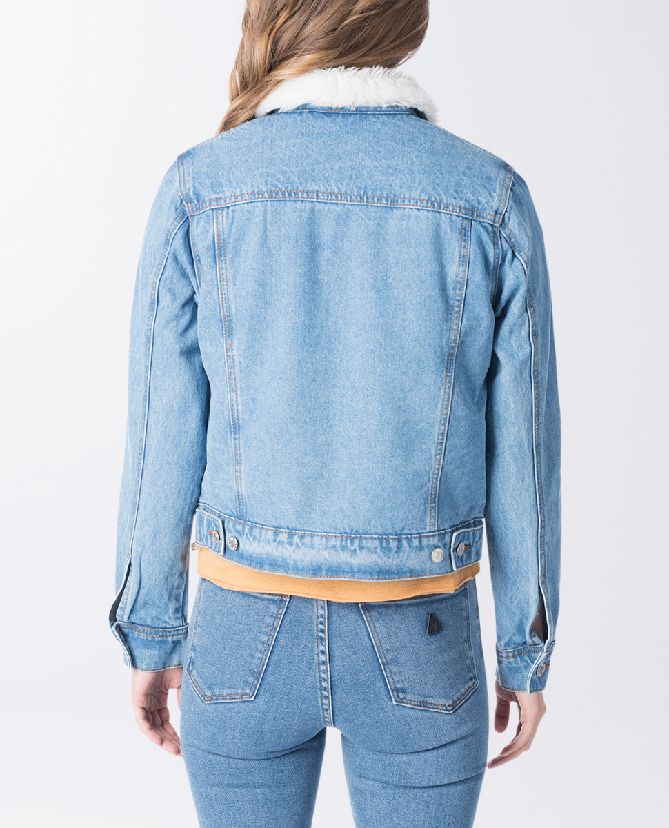 Holt Denim Jacket
