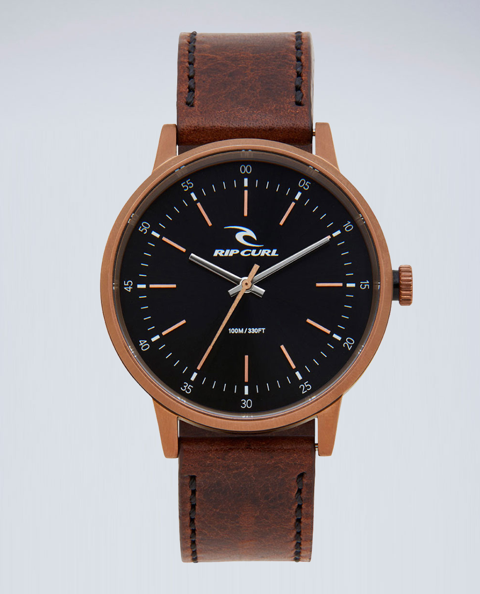 Drake Leather Watch **