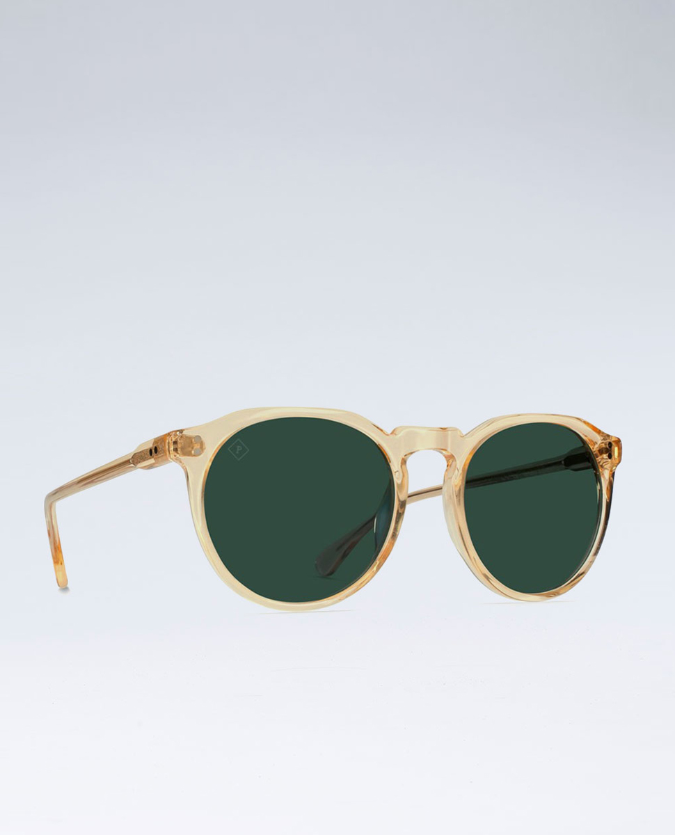 Remmy Champagne Crystal Polarised Sunglasses