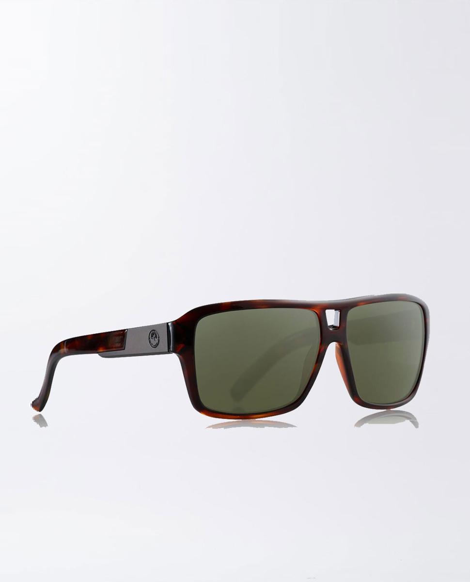 The Jam Tort Green Sunglasses