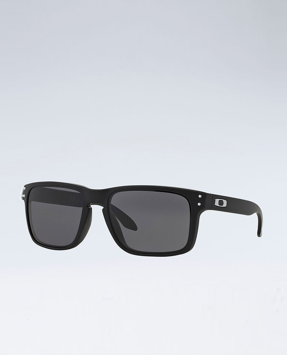 Holbrook Matte Black Grey Sunglasses