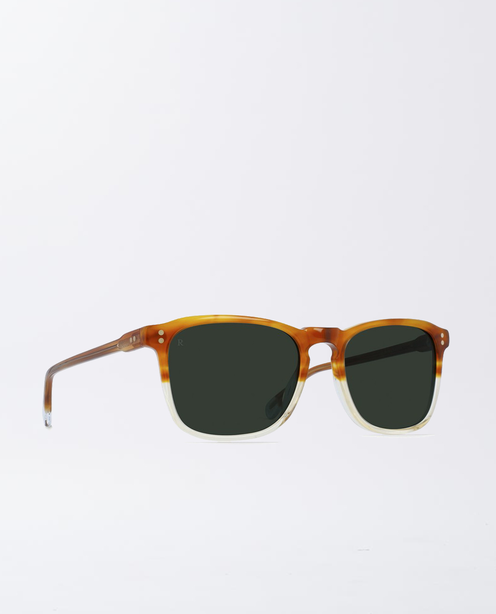 Wiley Honey Sunglasses
