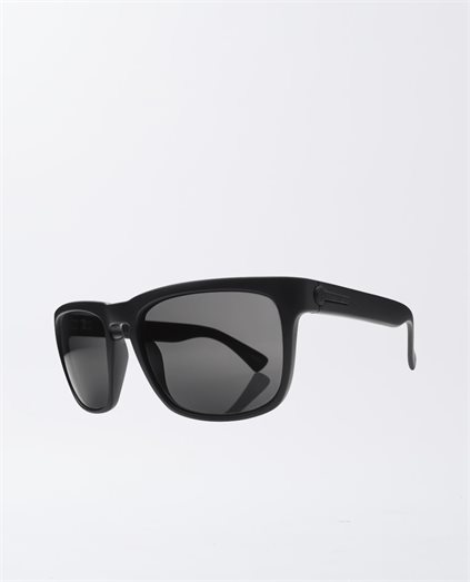 Knoxville Matte Black Grey Sunglasses