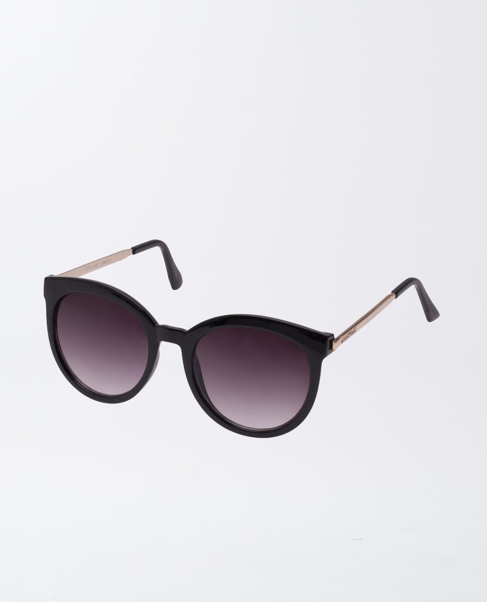Call Me Black Smoke Sunglasses