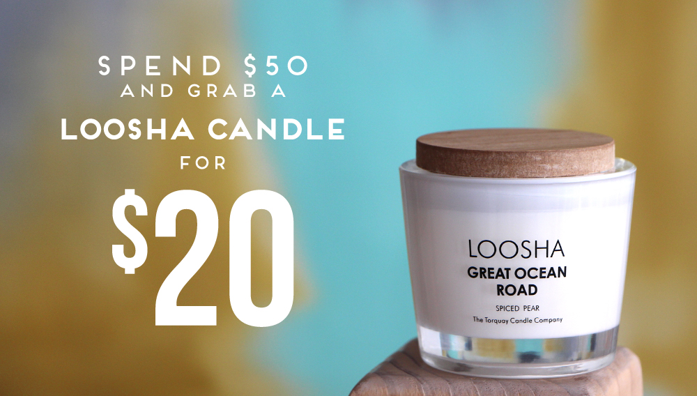 Loosha Candle Mega Kids