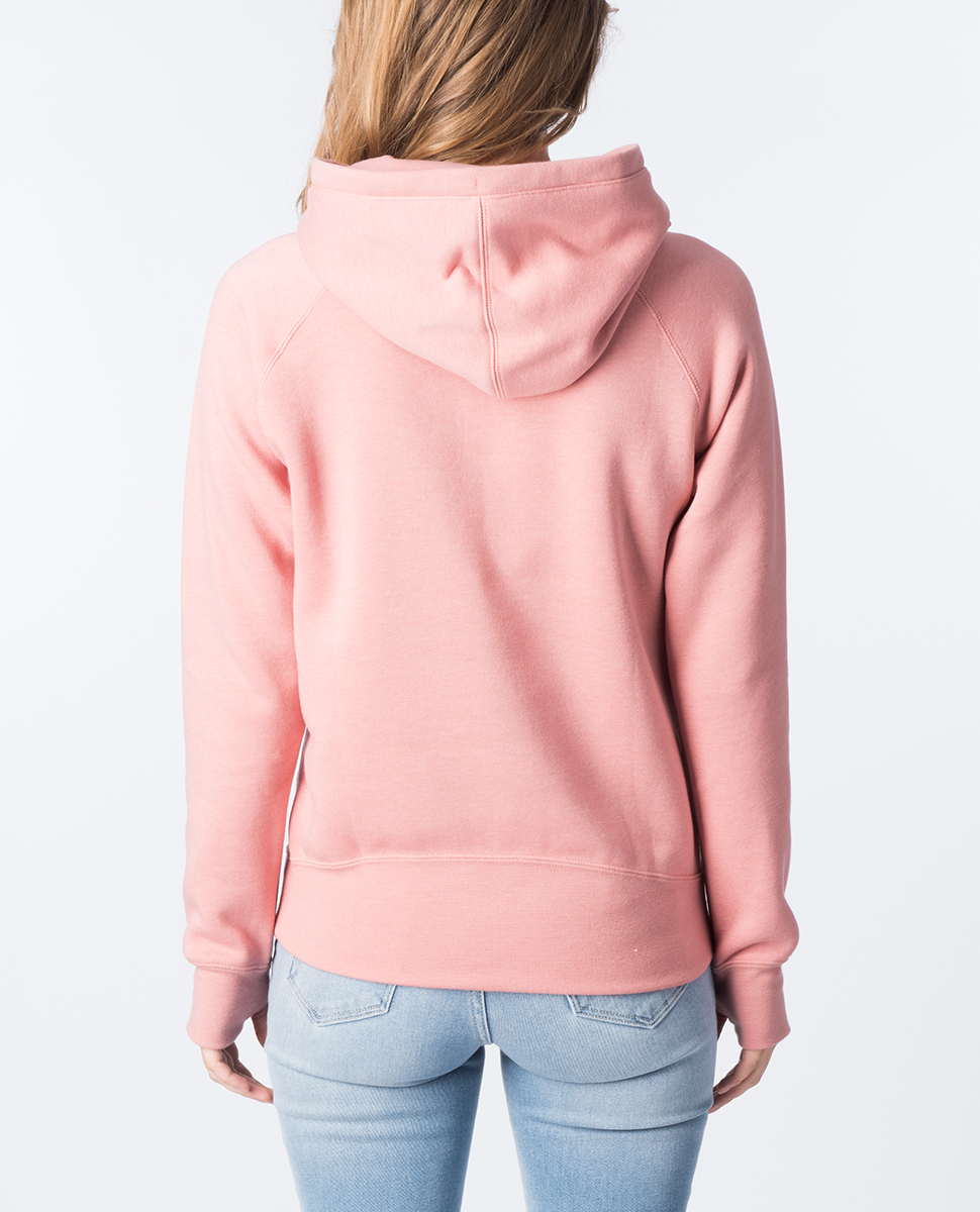 Mandella Pop Hood Fleece