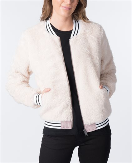 Stevie Bomber Reversible Jacket