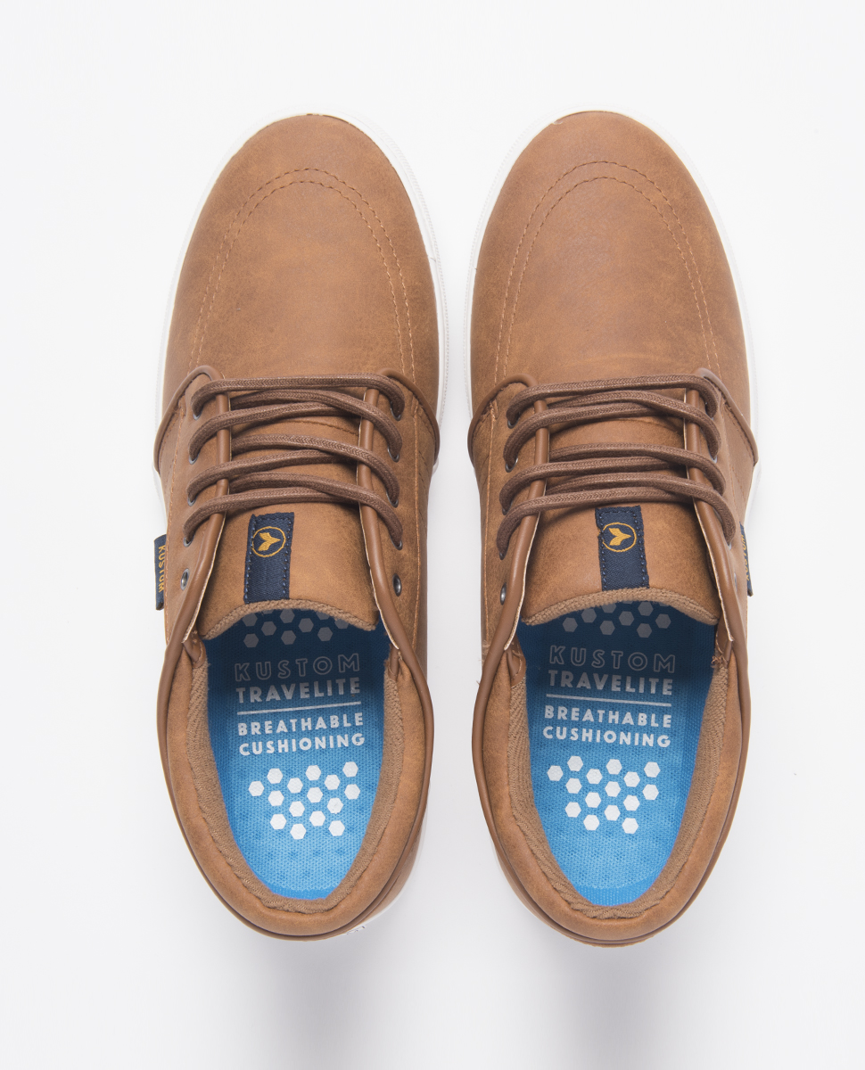 Remark 2 Brown Shoe