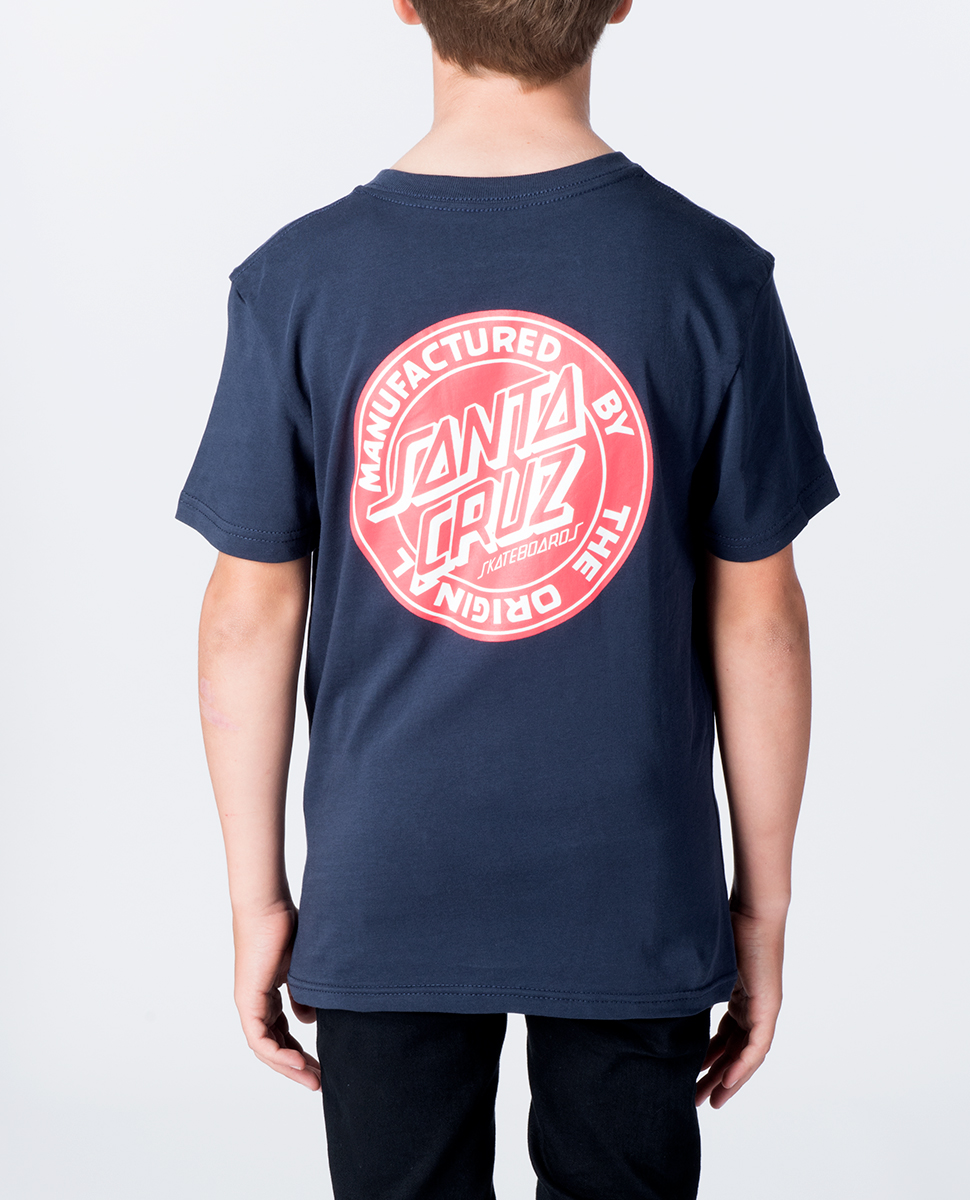 Boys Original Dot Fill Tee