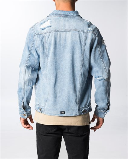 Southern Destroy Wander Denim Jacket