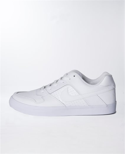 Delta Force Vulc White Shoe