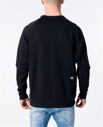 SB Top Icon Crew Black