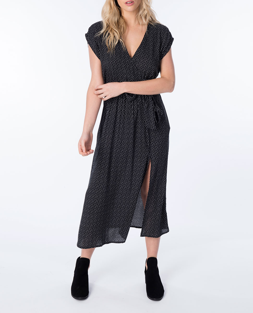 Jemima Wrap Dress