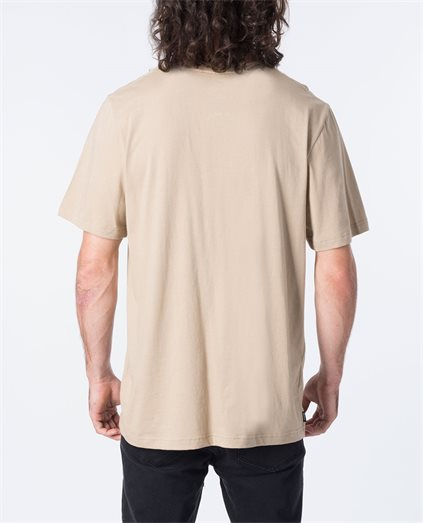 Mini RVCA Tee Goldrush