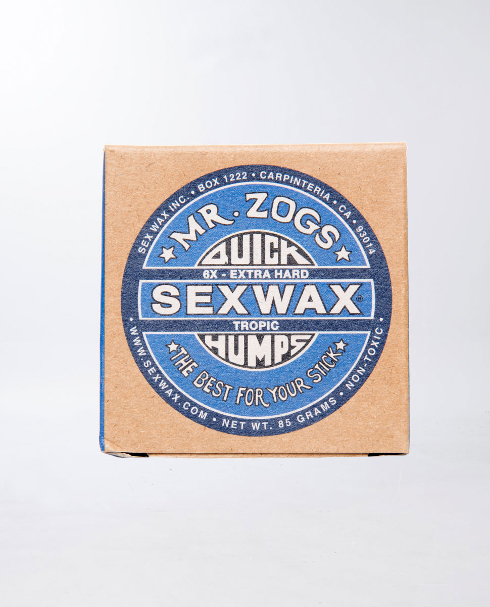 Quick Humps Tropical Wax