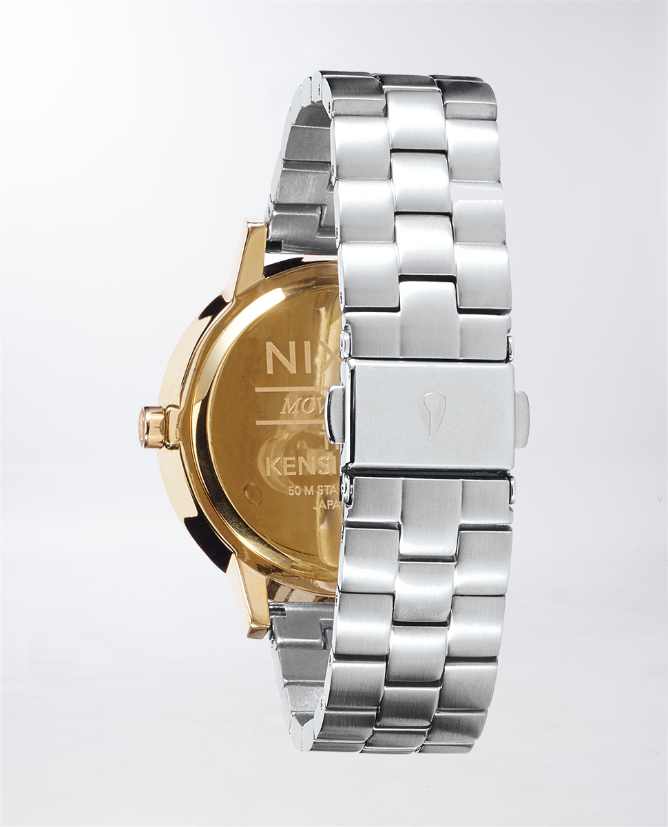 Kensington Stainless Steel Watch
