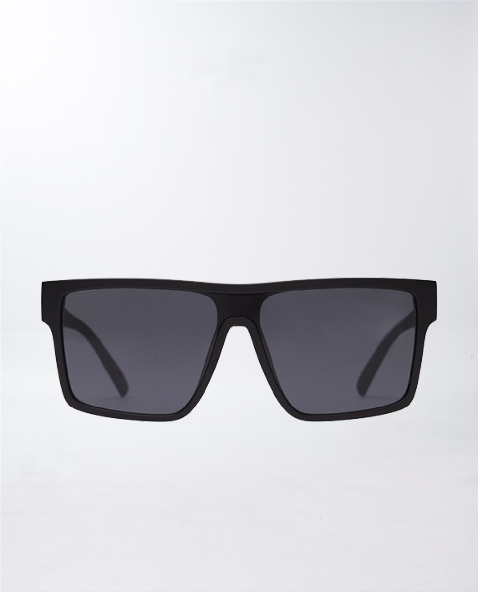 Minimal Magic Matte Black Sunglasses