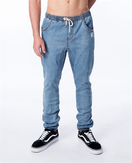 Baller Denim Beach Pant