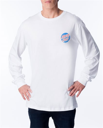 Japanese Dot Long Sleeve Tee