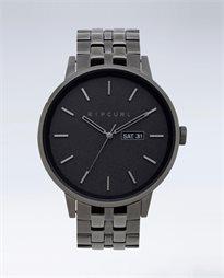Detroit Gunmetal Stainless Steel Watch