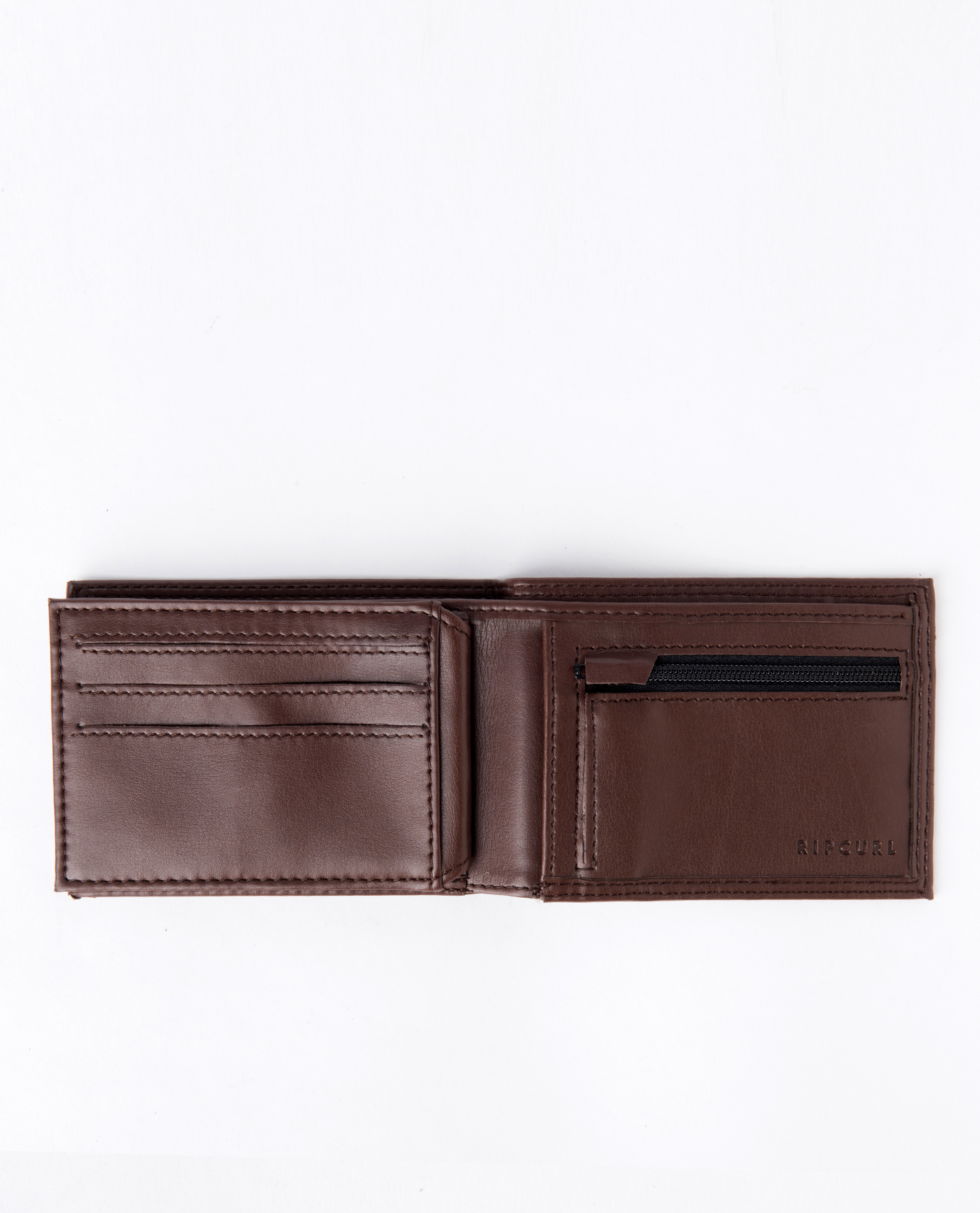 Rippa Block PU Slim Wallet