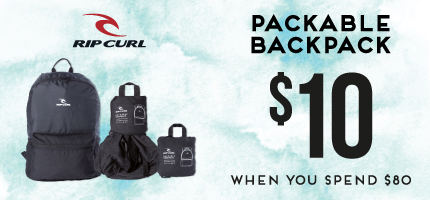 Rip Curl Packable Backpack Mega Kids