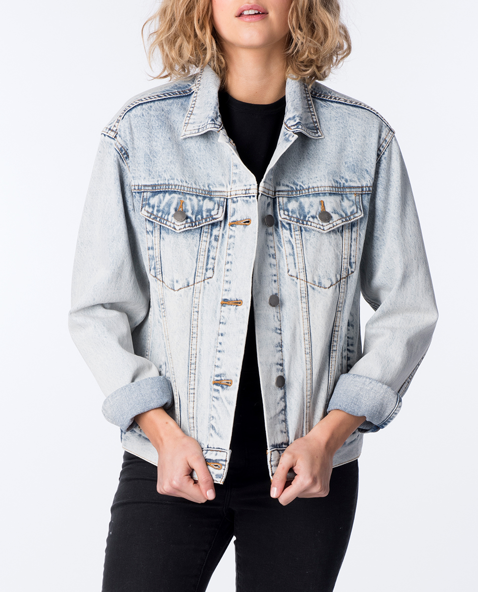 Surf Craft Denim Jacket