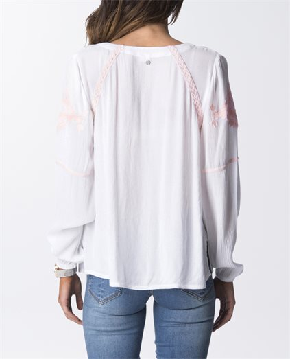 Desert Night Long Sleeve Top