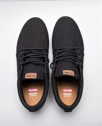 GS Chukka Black Hemp