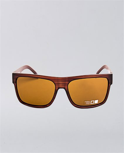 Road Trippin Woodland Matte Brown Sunglasses