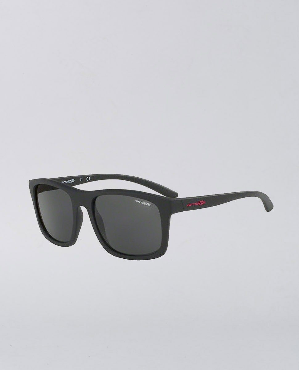 Complementary Matte Black Sunglasses
