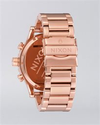 51-30 Chrono Rose Gold Watch