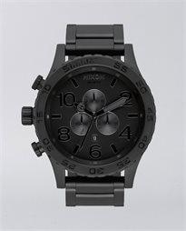 51-30 Chrono Matte Black Watch