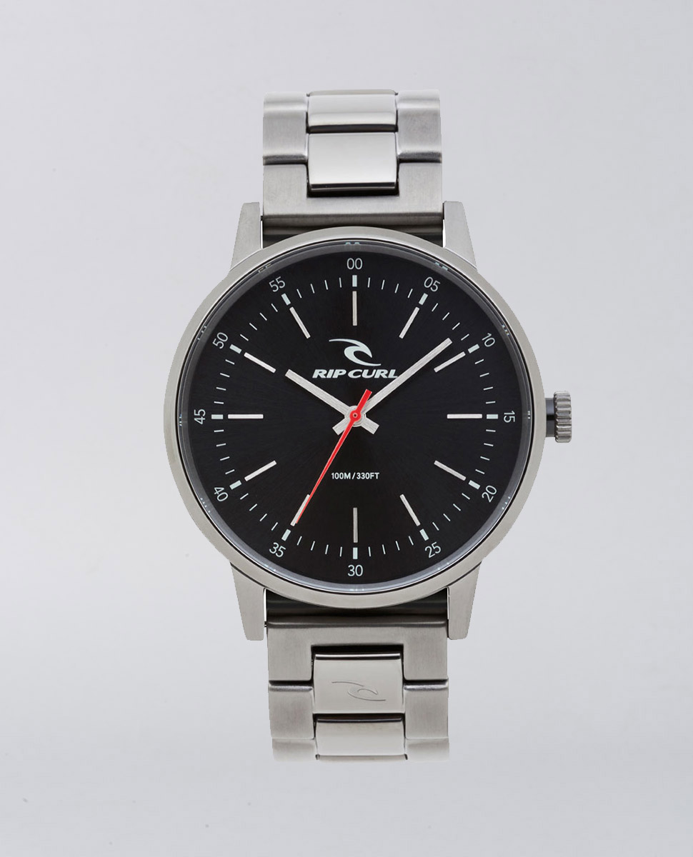Drake Gunmetal Stainless Steel Watch