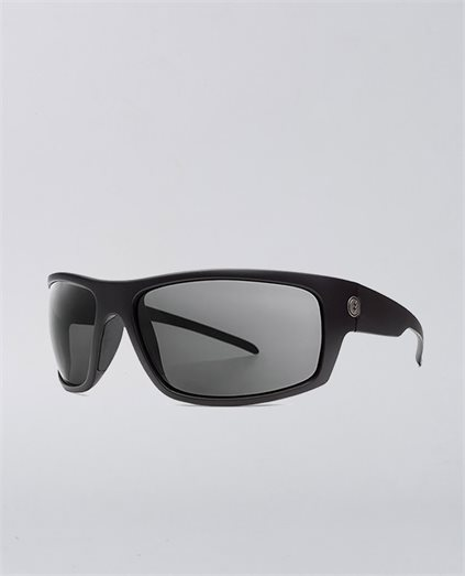 Tech One Xl-S Matte Black Sunglasses