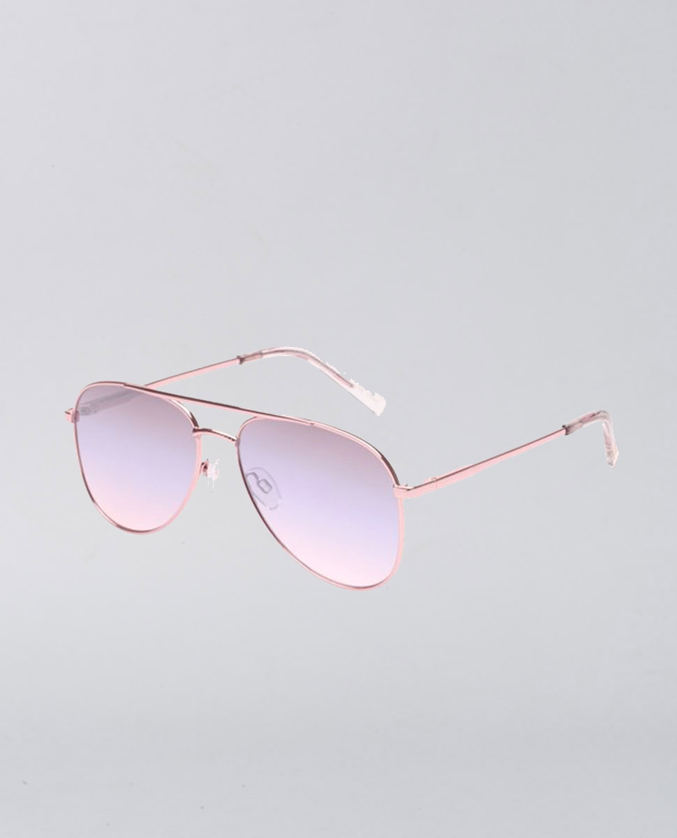 Kingdom Rose Gold Sunglasses