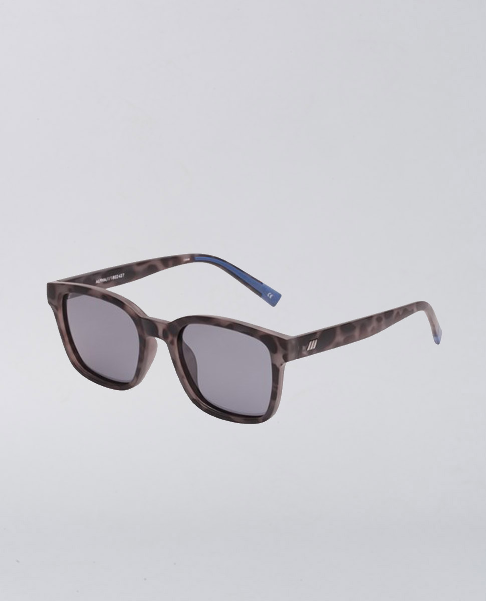 Alpha Matte Tort Sunglasses